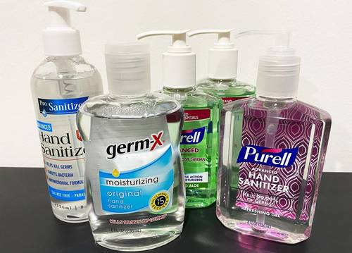Pure Instant Hand Sanitizer