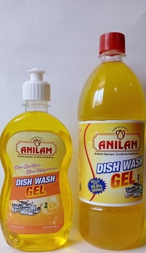 Effective Cleaning Dish Wash Gel