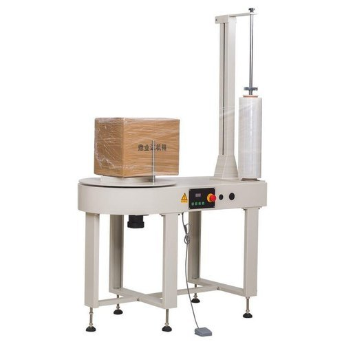 High Performance Luggage Wrapping Machine