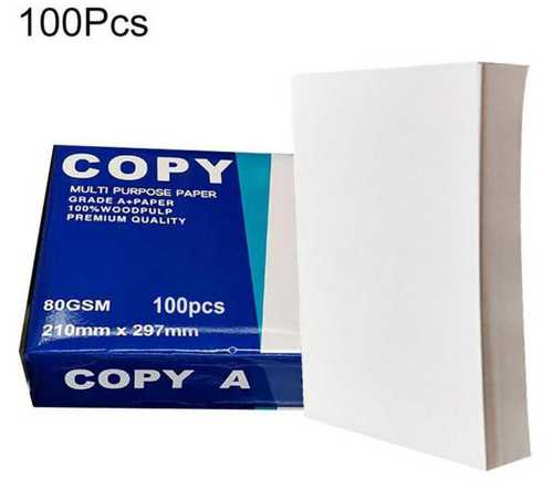 White Multipurpose A4 Size Copier Paper at Price 90 INR/Pack in Goa | ID:  6576977