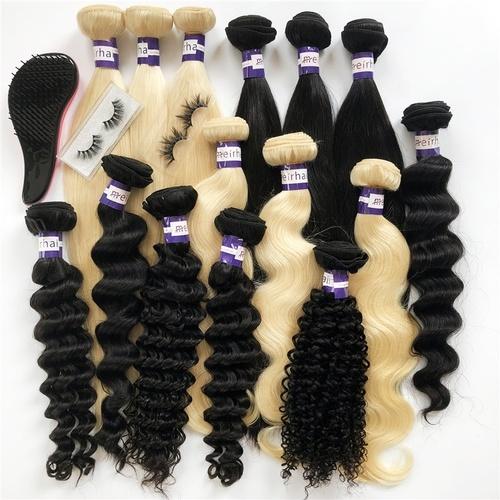 100% Natural Human Hair Lace Wig