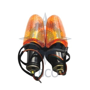 Two Wheeler Indicator With Plastic