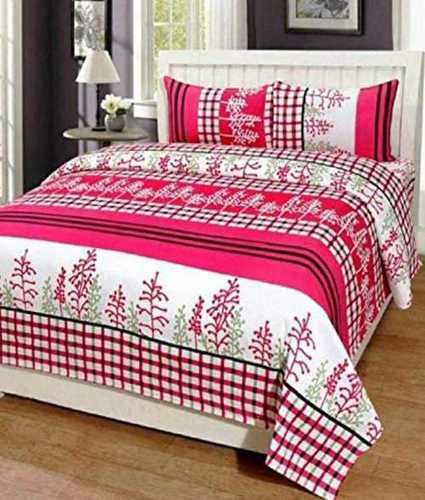 Mixed 3D Poly Cotton Bedsheets