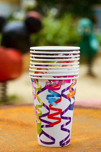 Attractive Design Print Paper Cups Hot And Cold