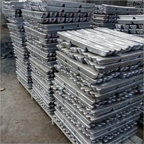 High Purity Aluminum Ingots 99.7% with SGS Report