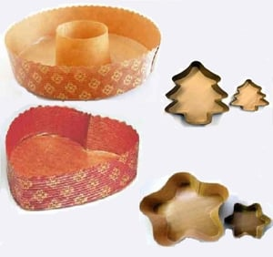 Bakery Cake And Donut Moulds