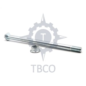 Metal Axle For Two Wheelers