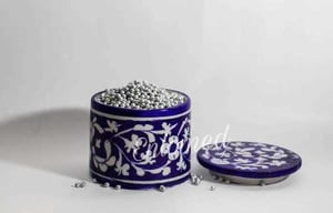 Handcrafted Pottery Small Container