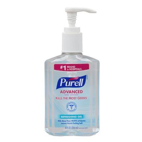 Highly Effective Hand Sanitizer Bottle
