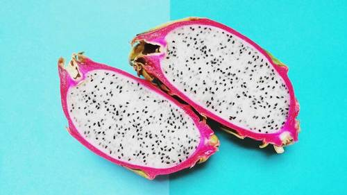 Sweet In Taste Dragon Fruit