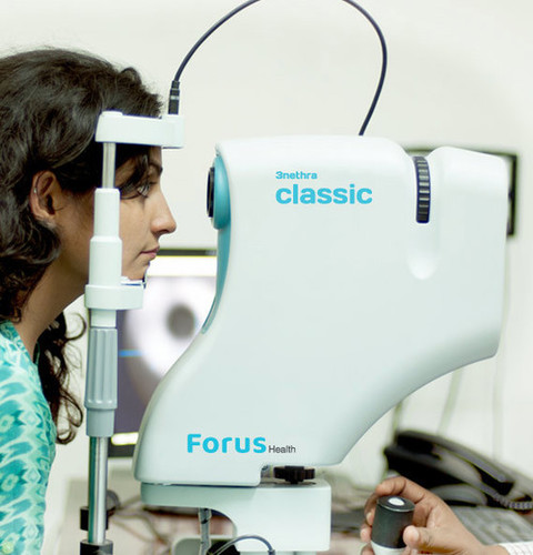 Medical Diagnostic Fundus Camera Without Laptop Certifications: Iso