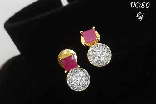 American Diamond Earrings 80