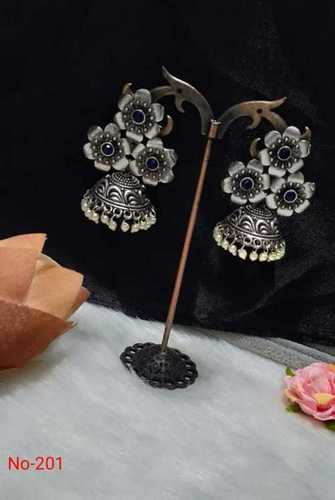 Artificial Oxidatise Earrings 201