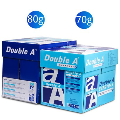 White Double A4 Office Papers
