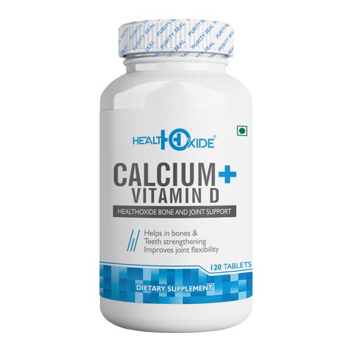 Calcium Vitamins Tablets