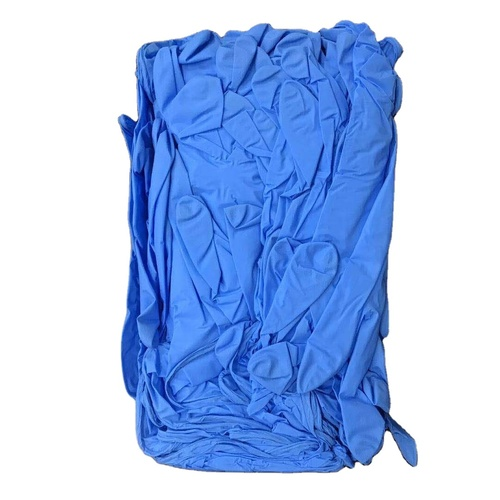 Comfortable Polyester Nitrile Gloves