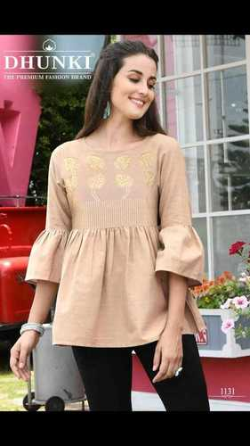 Ladies Tops (Dhunki Designer Tops)