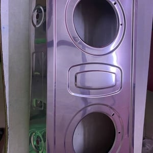 Stainless Steel LPG Gas Stove Body