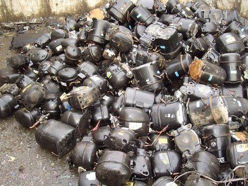 Fridge, AC Compressor Scraps