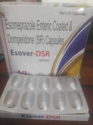 Esover-Dsr Capsules Certifications: Gmp Certified