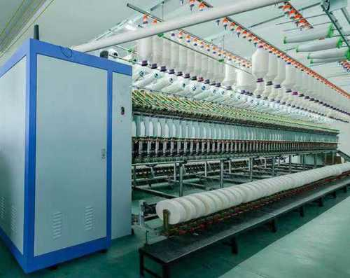 Fancy Cotton Slub Yarn Making Machine Power: Electric Volt (V)