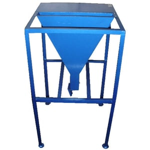 Highly Durable V-funnel Test Apparatus