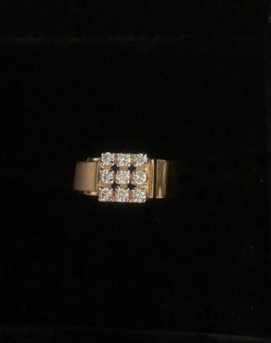Kiara Jewels 14kt Real Diamond Rings