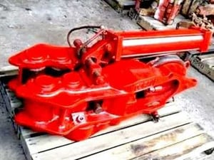 Industrial Drill Pipe Spinner