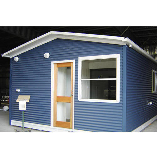 Rugged Construction Portable Cabin