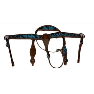 Precise Design Horse Leather Headstall