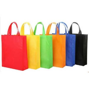 500gm To 2kg Weight Carry Capacity Plain Non Woven Jute Bags