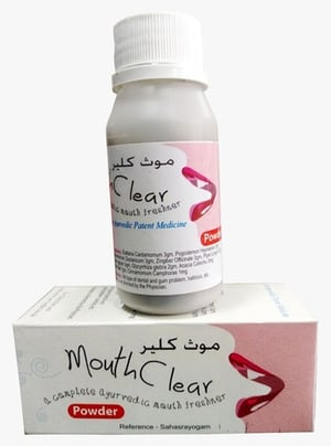 Herbal Mouth Clear Lepam