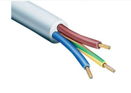 Electric Flexible Copper Cables Insulation Material: Xlpe