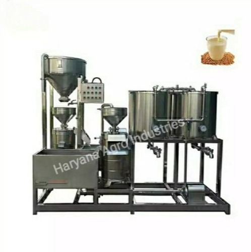 Soya Bean Grinding Machine