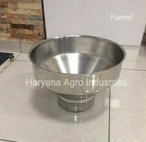 Stainless Steel Milk Funnel