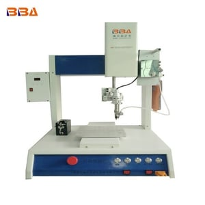 Automatic PCB Soldering Machine With Soldering Iron Kit for LED Assembly