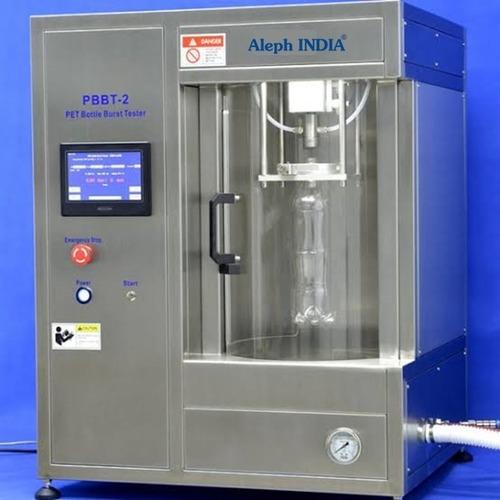 Pet Bottles Burst Testing Machine (Is 14625)