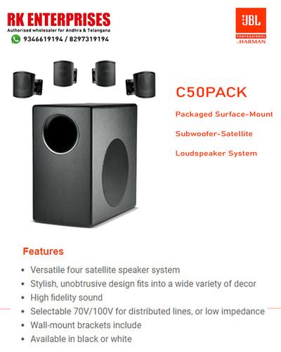 Jbl C50 Pack Loudspeaker System