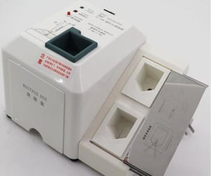 Automatic Electric Injection Needle Burner And Syringe Destroyer