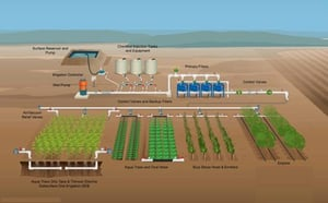 Agricultural Drip Irrigation Systems