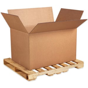 Brown Color Cargo Corrugated Boxes