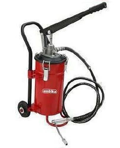 Easily Operate Bucket Grease Pump