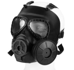 Counterfeit Safety Gas Mask