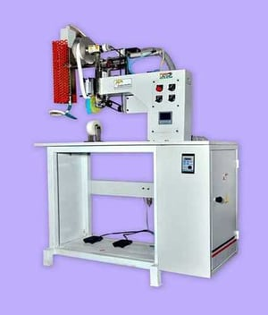 Hot Air Seam Sealing Machine For Covid PPE Kit