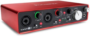 USB Audio Interface With Pro Tools