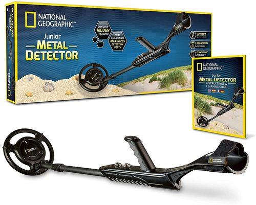 Waterproof Adjustable Metal Detector for Kids