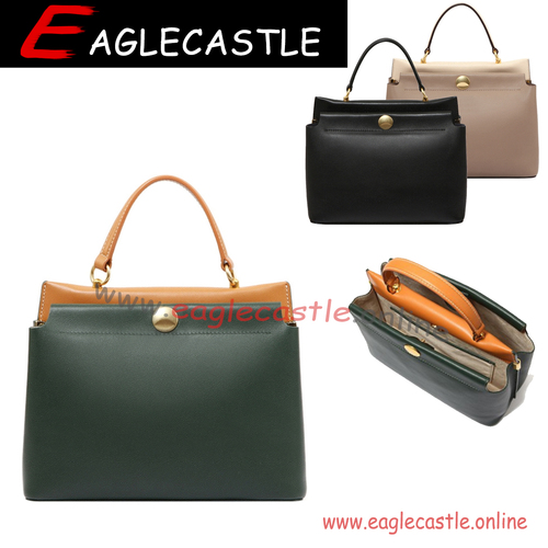 Classic Red Pu Lady Bags