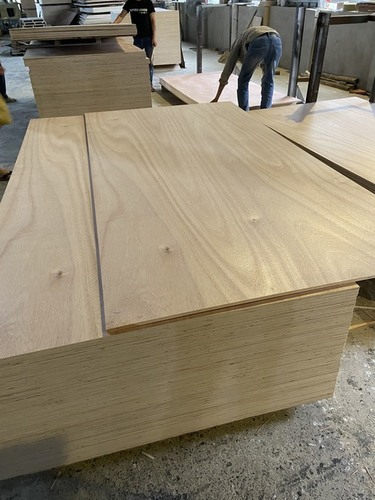 Okoume Face Commercial Plywood