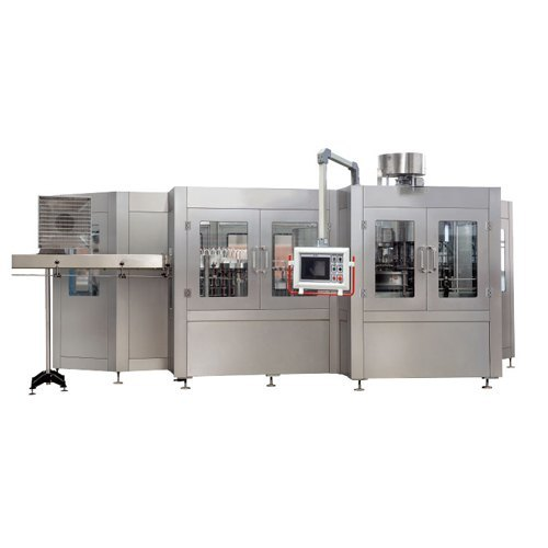 Easy To Operate Filling Machine