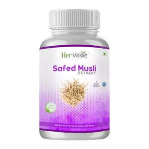 Safed Musli Extract Packed